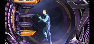 Create a character in DC Universe Online