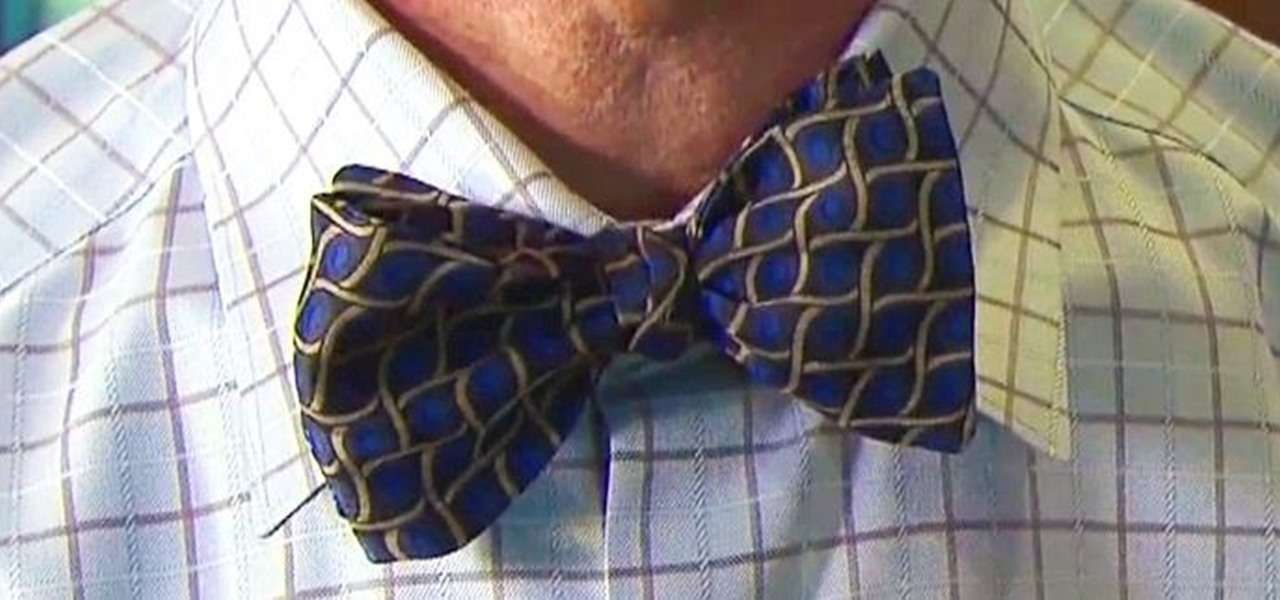 Let Bill Nye the Science Guy Teach You How to Tie a Bow Tie
