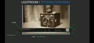 Use the tethered shooting feature within Lightroom 3
