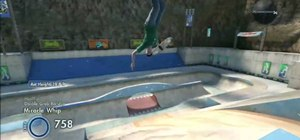 "Get the ""Don't be so Mayo"" achievement in Skate 3"
