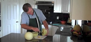 Determine whether honeydew melons are ripe or not ripe