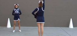 """Learn the """"Fight Song"""" for cheerleading"""