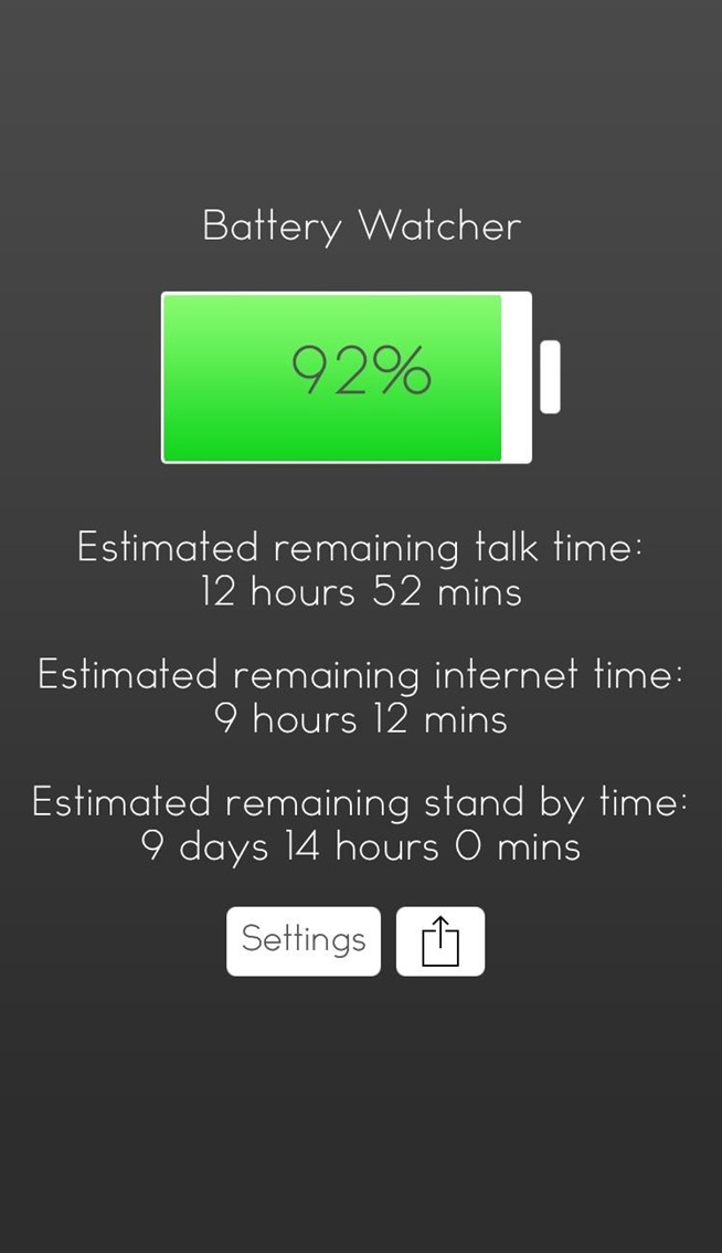 How to Check Your iPhone's Battery Life from Your Apple Watch