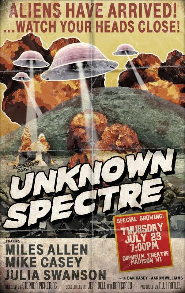 Unknown Spectre