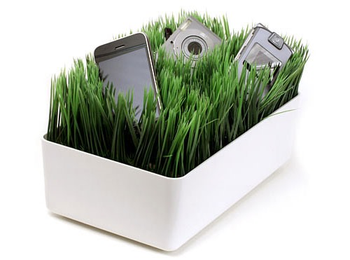 SUBMIT: Your Best Reflection Photo by January 23rd. WIN: Grassy Lawn Charging Station