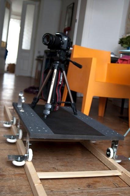 Hack Ikea: $15 Camera Dolly