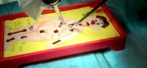 Bored Surgeons Play Game of Operation With $1 Mil+ Surgical Robot