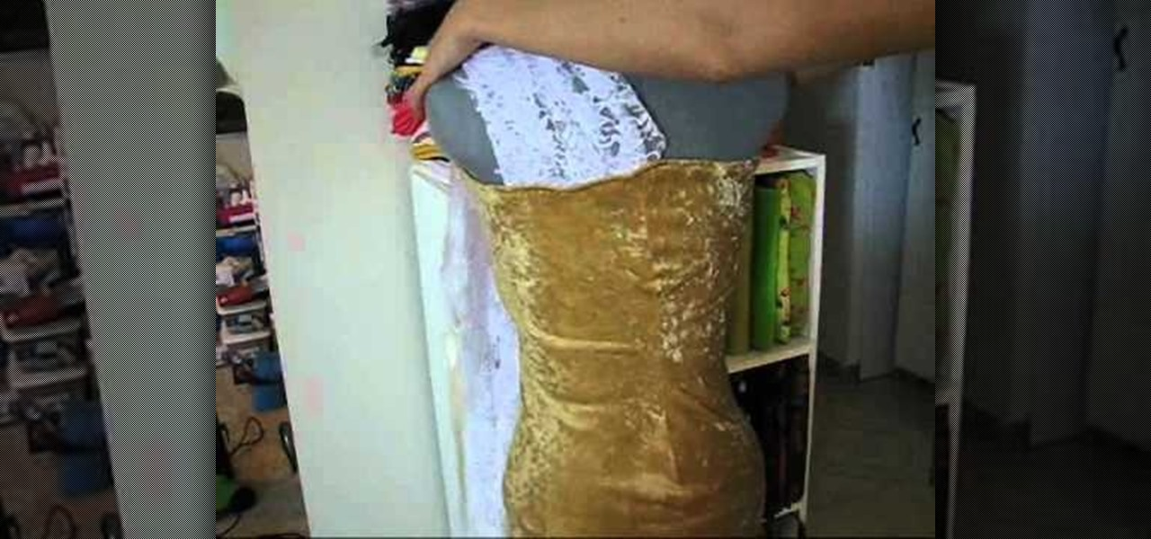 How to make a sewing optional greek goddess costume for halloween how to create a lacy gold and white greek goddess costume for halloween solutioingenieria Gallery