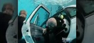 Survive a sinking car