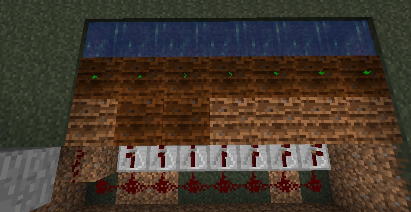 How To Build An Automatic Melon Farm In Minecraft