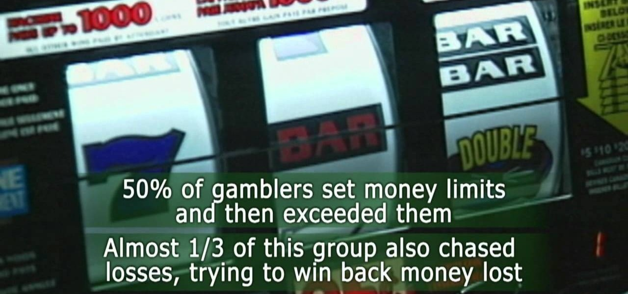 Prevent Problem Gambling