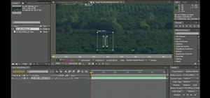Smooth out shaky video footage in After Effects CS5