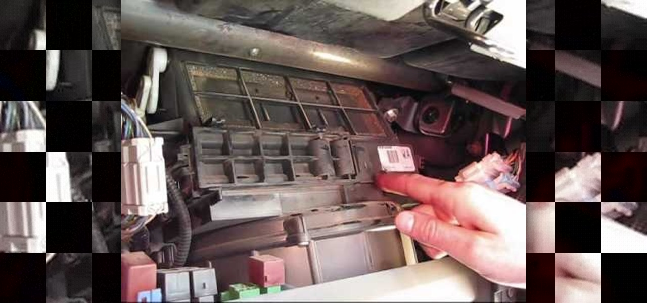 Change Cabin And Air Filters Honda Element X on Honda Civic Cabin Air Filter