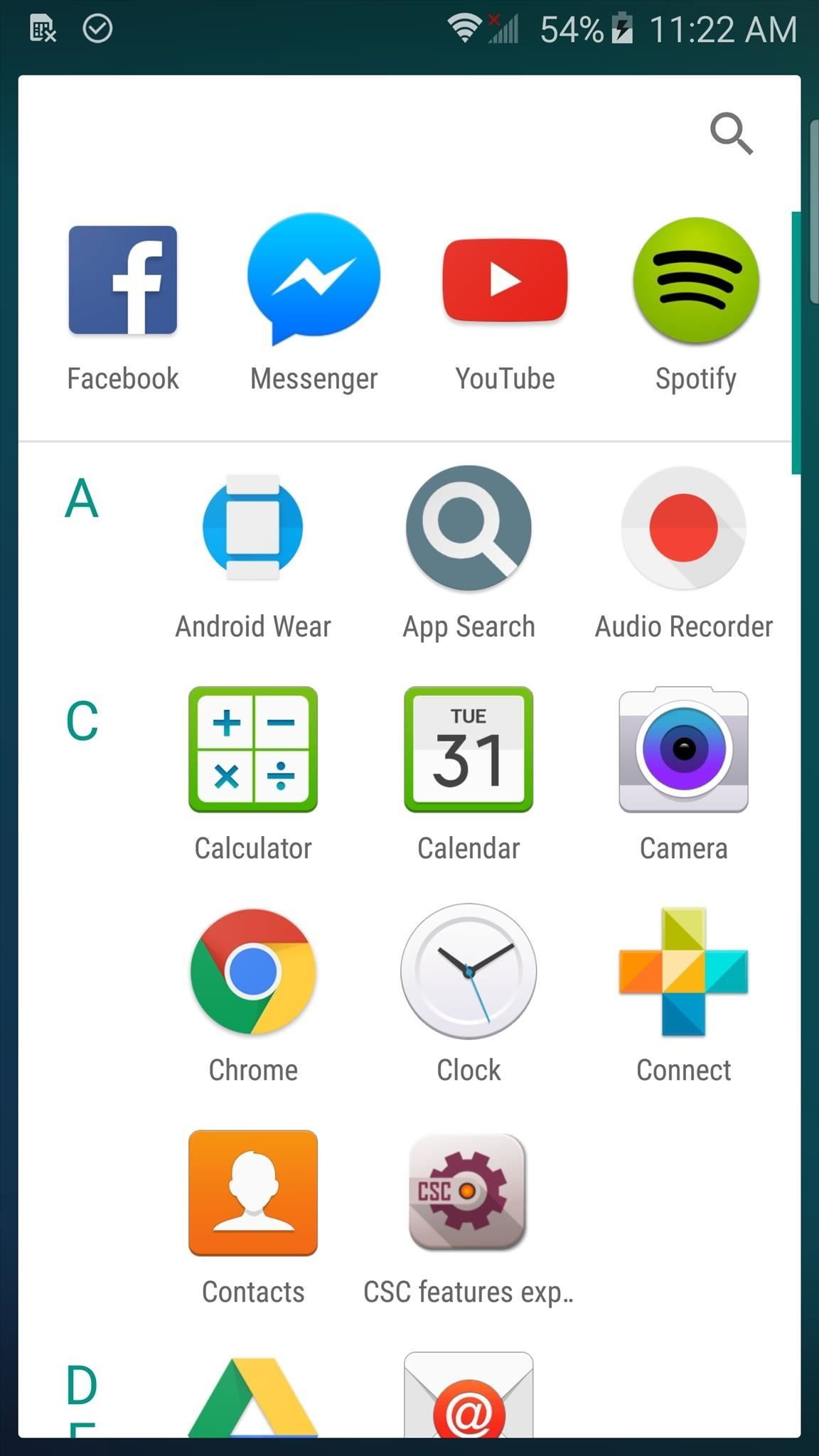 How to Get Android M's New App Drawer on Any Device Right Now