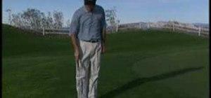 Understand a basic golf swing
