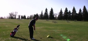 Use the pump drill to help improve your swing