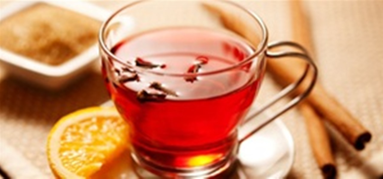 How to make a soothing hot toddy drink with bourbon wild for Hot tea with whiskey