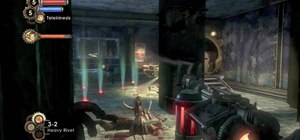 Get the Master Protector achievement in Bioshock 2