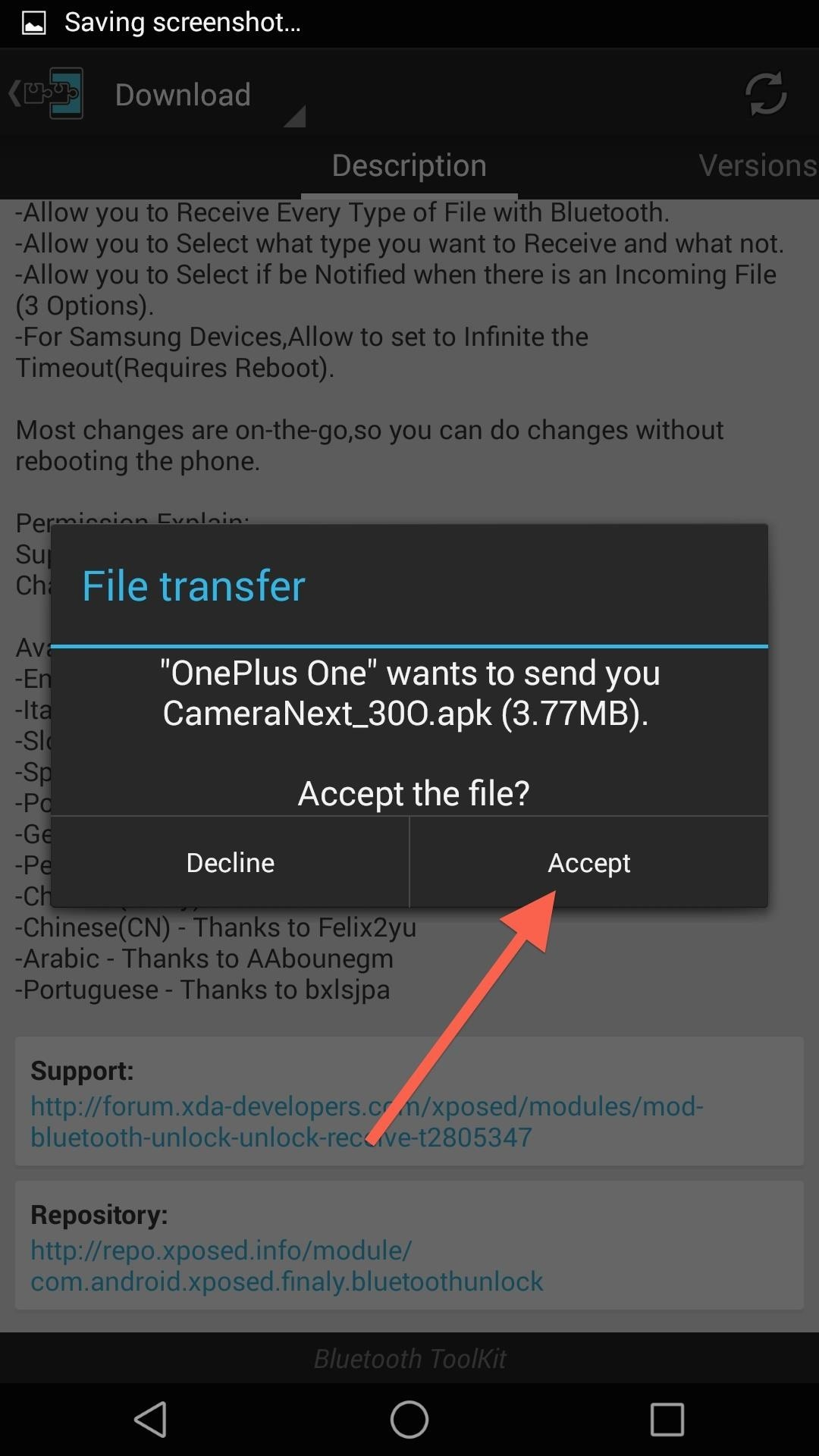 How to Bypass Android's File Type Restrictions on Bluetooth File Sharing
