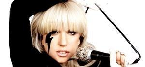 Lady Gaga Goes Uke