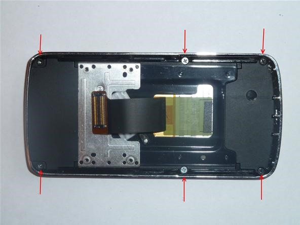 How to Replace the LCD Screen on an LG KF600 Cell Phone