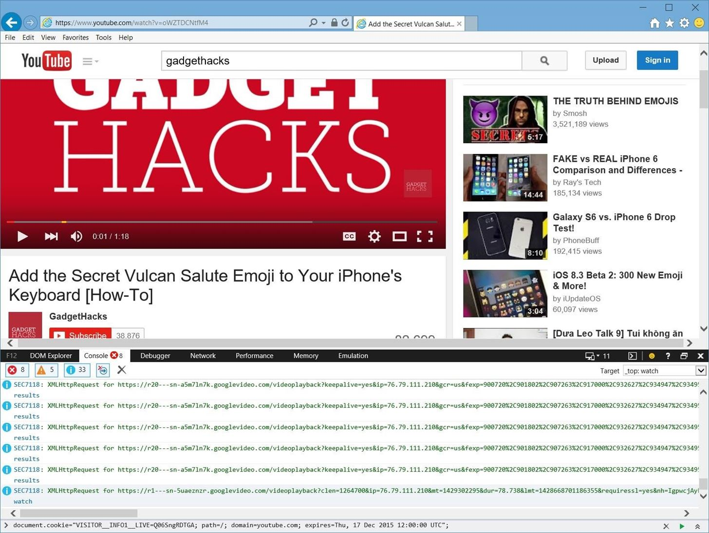 How to Enable the New YouTube Player Interface with Transparent Video Controls