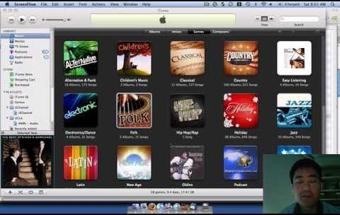 Rip and burn a CD in iTunes - Part 2 of 2
