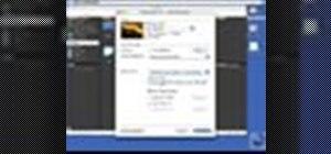 Import images into Bridge CS3