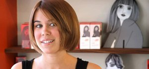 Make your bob haircut bouncy and shiny with HerCut