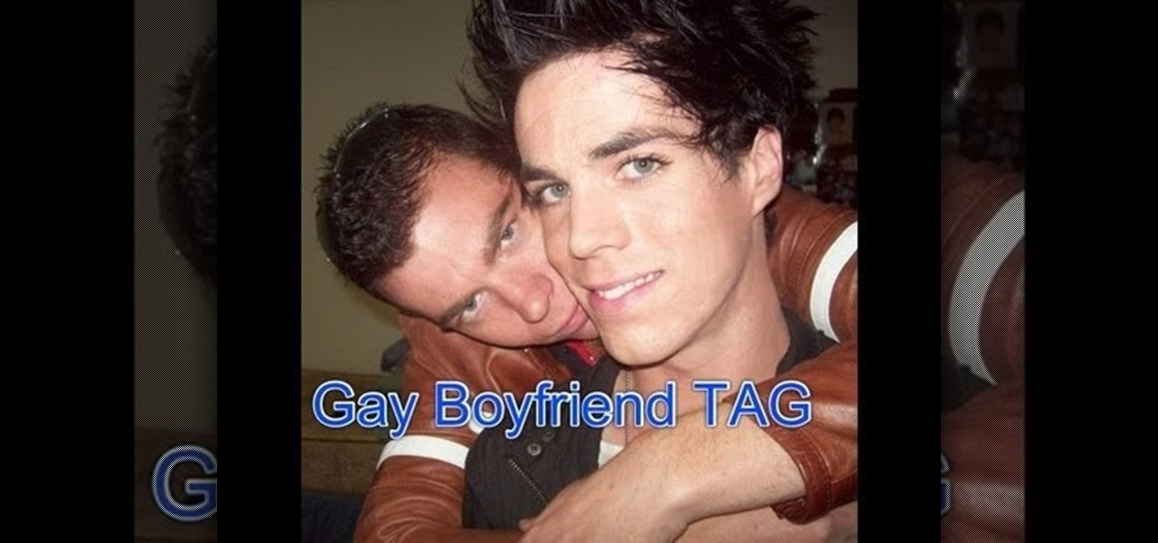 me and my gay boyfriend