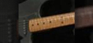 Play electric guitar blues like Stevie Ray Vaughn