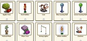 Send & Recieve Exclusive Gifts in Farmville
