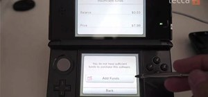 Download apps, games, and trailers on your Nintendo 3DS using the eShop
