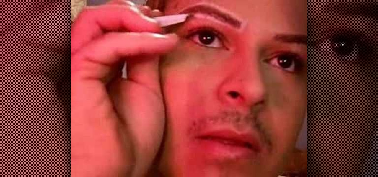 ... to Shape perfect eyebrows (as a man) « Hair Removal :: WonderHowTo