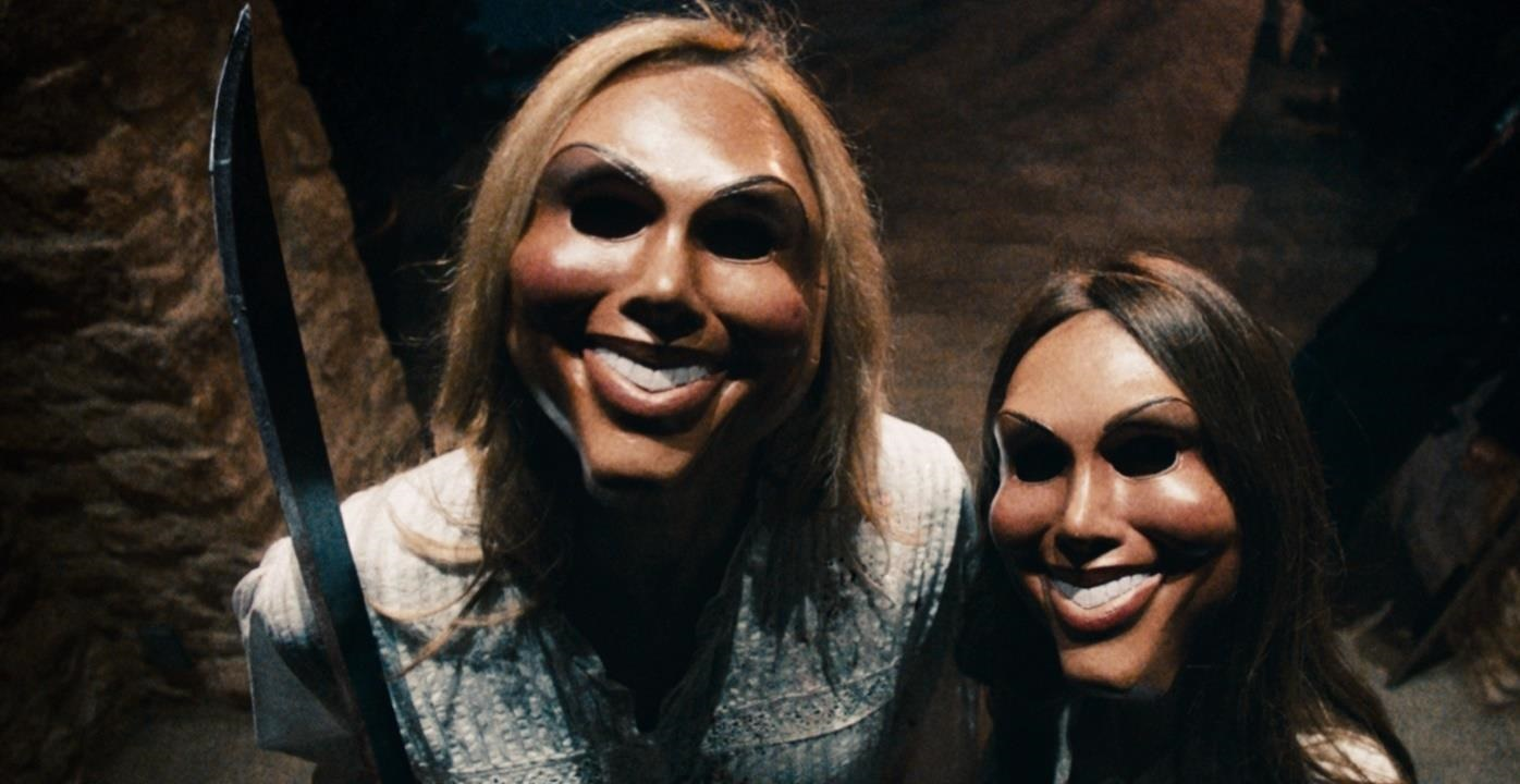 Beware: The Purge Is Back This Halloween (DIY Election Year Masks ...