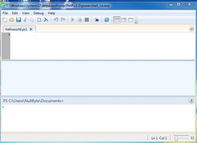 Scripting for the Ambitious Hacker, Part 3 (Windows PowerShell