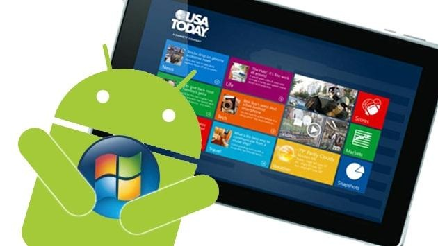 how to run apk files on windows vista