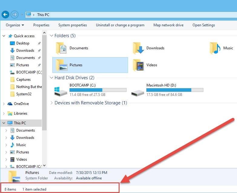 cara mudah mengganti tampilan file explorer windows 10